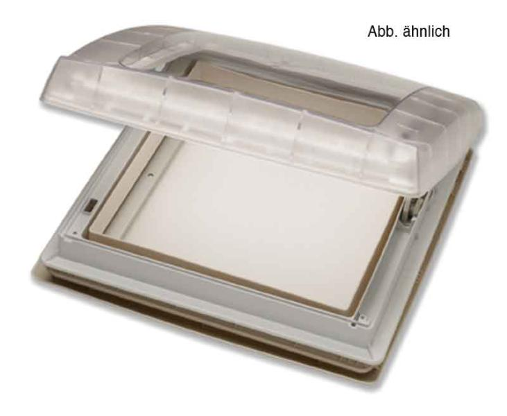 Thule Rooflight Omni-Vent 40x40cm, Colour: white