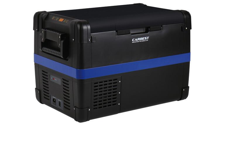 Kompressori Jäähdytyslaatikko 12V / 24V / 220-240V, 50L, noin 714x453x469mm, 22kg