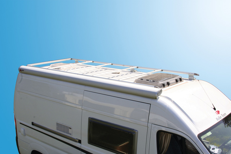 Roof rack for Fiat Ducato,Peugeot Boxer,Citroen Jumper from 2006 on