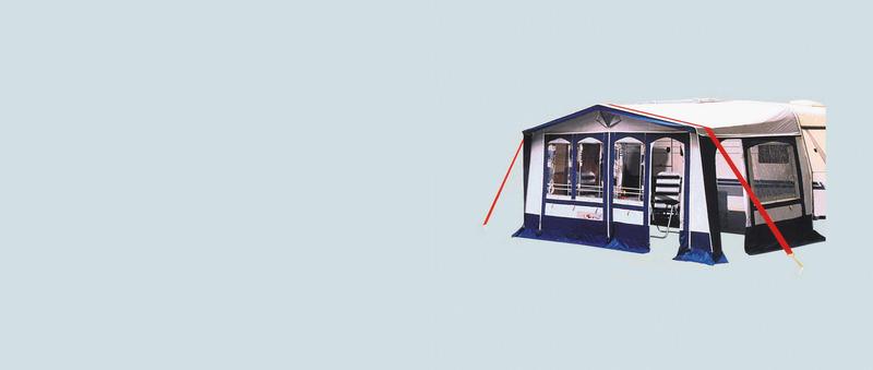 Sturm-Set für Markisen bis 7,5 m