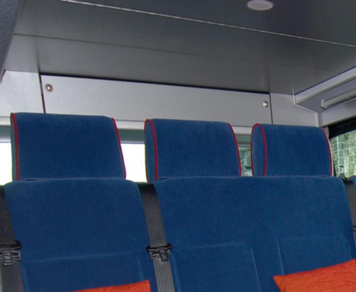 Dachhängeschrank für Reimo-Schlafdach T6/5 Kombi/Kastenwagen