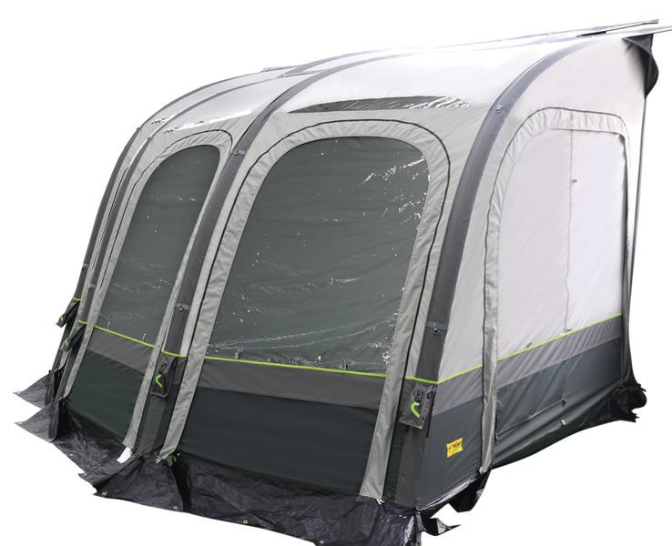 REIMO Marina Air premium caravan-luftfortelt 290 cm