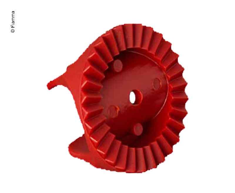 Tandwasmachine rood