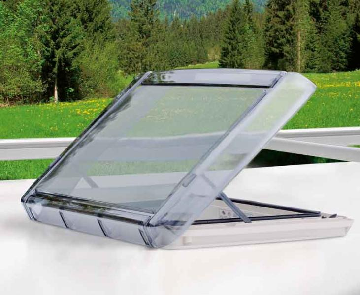 Dachhaube REMItop VarioII 900x600mm o. Lüfter / Beleuchtung
