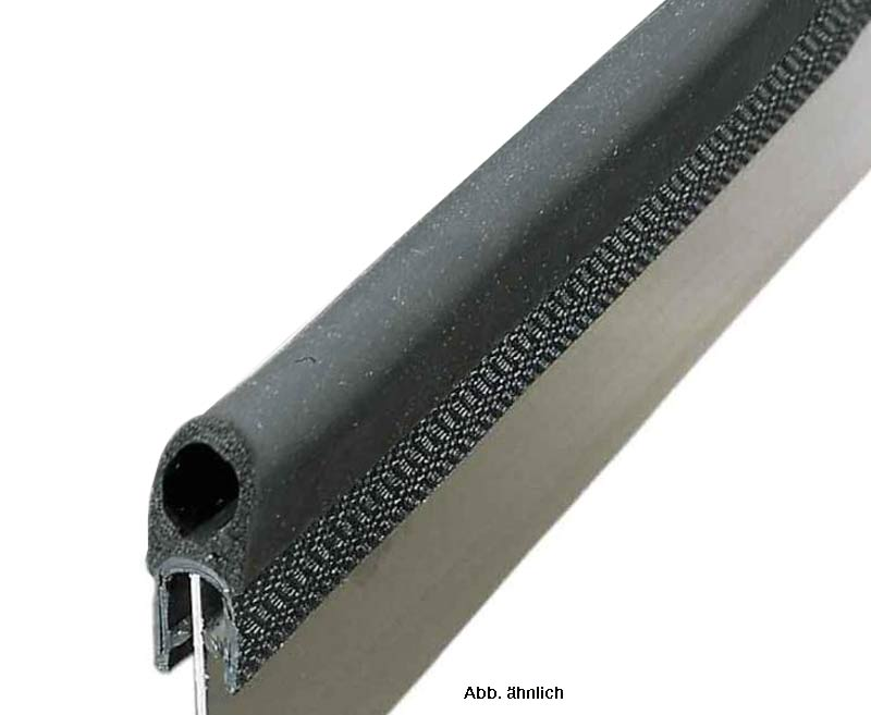 Sealing profile with sealing bead 17mm 30° bead