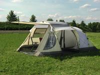 5-Personen-Zelt, Familienzelt Silvretta 2 Z6