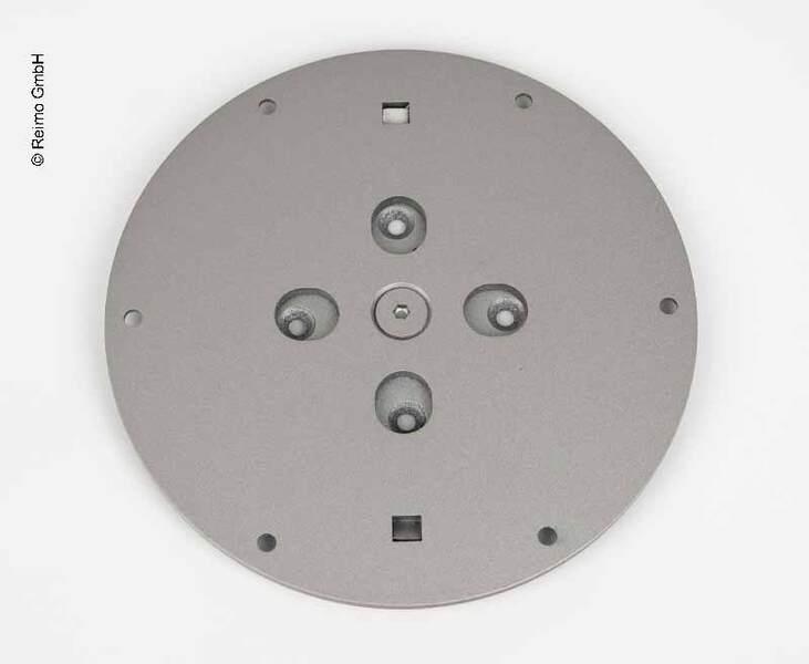 Base plate 6hole+twist