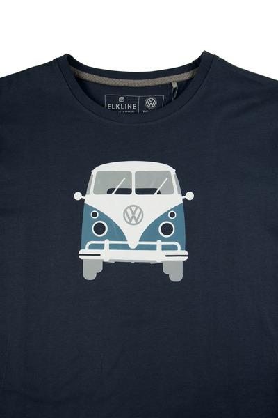 "<p>T-Shirt Herren ""Bulli Front"" VW, 100% Baumwolle</p>"