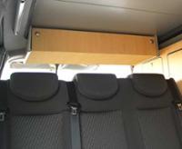 Dachhängeschrank Fertigteil VW T6/T5 Sportcamper für EasyFit Dach