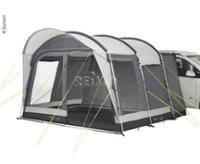 Detached annex tent COUNTRY ROAD fibre glass frame