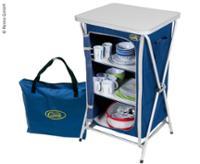 Campingküche Frida blau