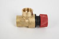 <p>Sicherheitsventil für Boiler Pundmann Therm (67070 + 67071)</p>
