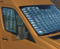 Cabina Isoflex con tappetino termico VW CRAFTER dal 2016