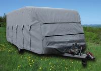 Caravan cover 520x230x220cm, grå