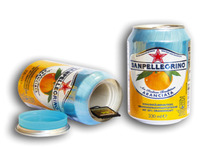 Kan sikkert San Pellegrino Orange