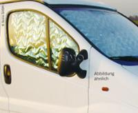 Isoflex termomatte førerhus Mercedes Vito fra år 2015
