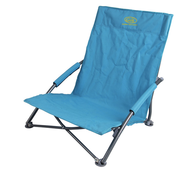Camping Beach Chair, CALELLA, Camp4, blue/turquoise