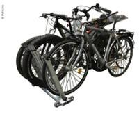 Pollicino Einzugvorrichtung für Fahrräder