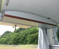 Dachhängeschrank für Seriendach VW T6/5 Kombi/Kastenwagen