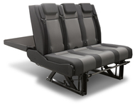 Sleeping bench VW T6/T5 Trio Style V3000 size 10 1205 mm wide 3-seater,