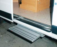 Mounting set Ducato from model 07/06  for Omnistep Slide out
