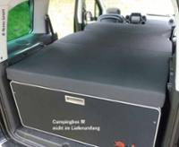 Lit modulable pour camping box M Caddy