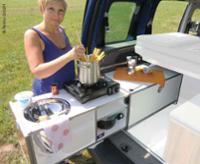 Küchenbox Renault Kangoo B9 KR