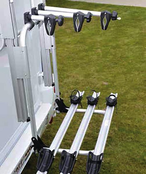 Supplement til 3-hjulet e-cykel lift
