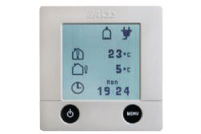 Alde Schaltpanel Touchscreen Color
