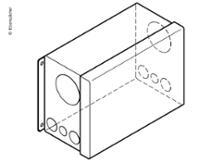 Airtronic D3 Edelstahlbox für Standheizung Eberspächer (auch D4)