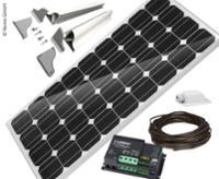 Solaranlage »Komplettset CB 100« 12V/100W von Carbest