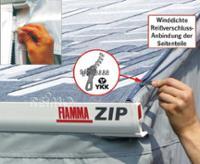 Fiamma Zip Set - Markise mit Vorzelt komplett