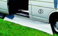 Windschutz/Bodenschürze Meterware