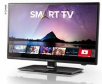"""12 V fjernsyn, Smart LED TV 18,5 """", HD-klar"""