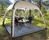 Pianosa luftpavillon 4x4m til camping & fest