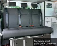Sædebenk Renault Trafic, Opel Vivaro, Fiat Talento, V3000 størrelse 10