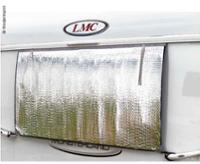 Thermomatte für Wohnwagenfenster 90x55cm