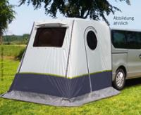 Rear tent Trapez for Toyota Hiace without poles