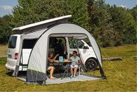 Markise Hispaniola til campingbusser, monteringshøjde 185-220cm
