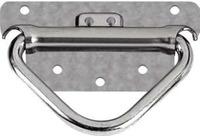 Transport-eyed stål DS plus Topcoat, perforeret