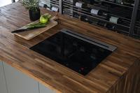 SCHOTT CERAN® kookplaat 545x450mm gas 2fl. zonder schoorsteen