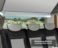 Dachhängeschrank für Ausbau TrioStyle Ford Transit Custom KR weiß