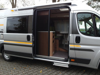 Insect door Ducato (X250/X290) + Boxer + Jumper from 2007 high door