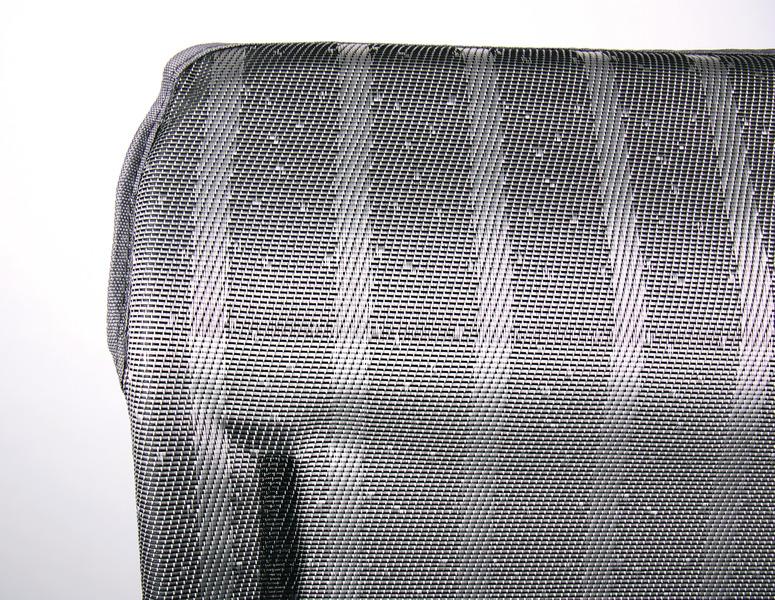 Campingsessel Merida 7-fach verstellbar Farbe: grau/silber