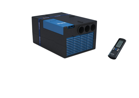 Klimaanlage Truma Saphir Compact 230V Bedienteil schwarz
