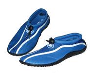 Aqua sko, farve: blå, størrelse 43