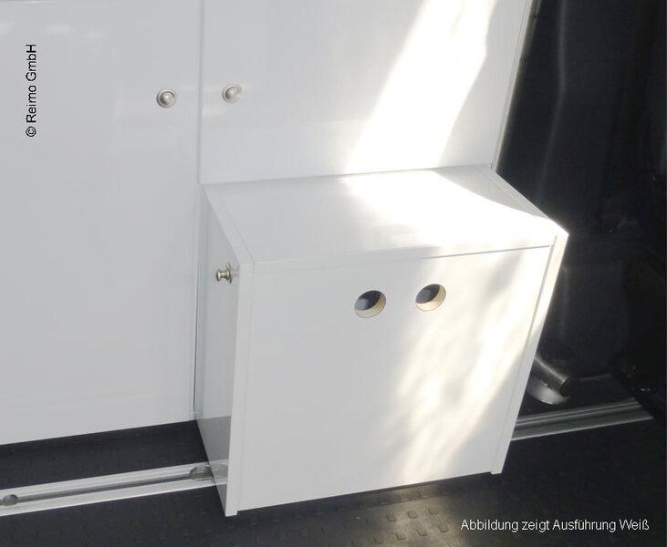 Porta Potti Kit Fertigteil für Mercedes Vito LR ab Bj. 8/2014