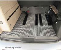 Kofferraum Teppich mit Schienen, Citroen Campster, anthrazit
