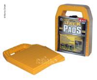 Stützplattenset Jack Pads für Stützbocksatz Jumbo