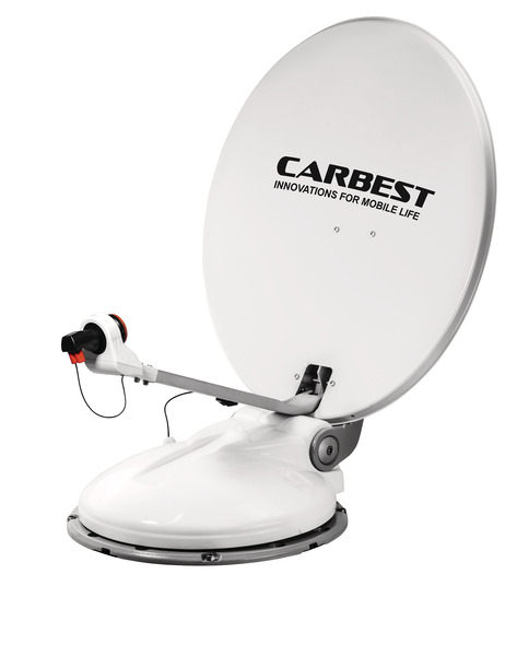 Sistema satelital Travelsat 2, 68 cm con Bluetooth